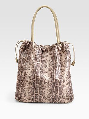 furla_python_print_leather_tote